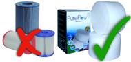 filtrační náplň PureFlow